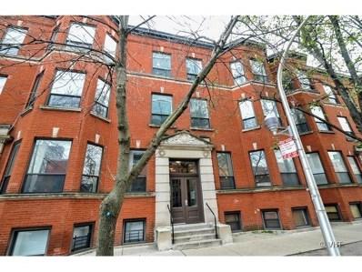 807 W Bradley Place UNIT 2, Chicago, IL 60613 - #: 10278675