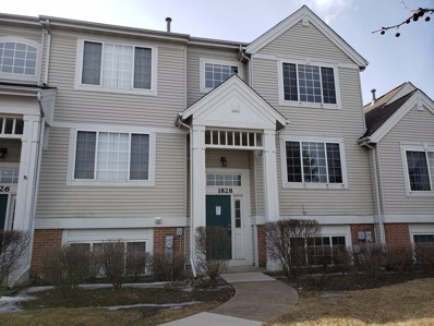 1828 Whirlaway Court, Glendale Heights, IL 60139 - #: 10279026