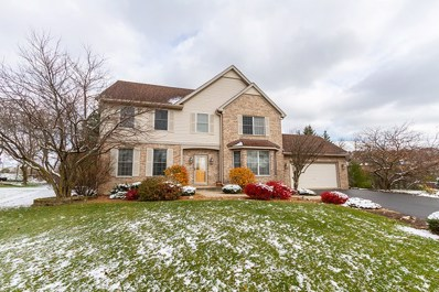 1505 Fox Path Court, Hoffman Estates, IL 60192 - #: 10279095
