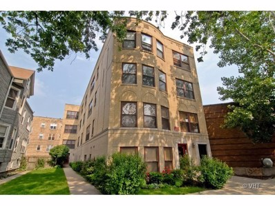 4017 N Troy Street UNIT 3W, Chicago, IL 60618 - #: 10279202
