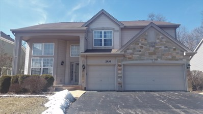 2936 Andrus Drive, West Chicago, IL 60185 - #: 10279293