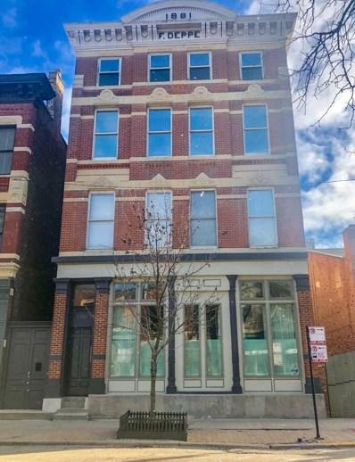 1759 N Sedgwick Street UNIT 3W, Chicago, IL 60614 - MLS#: 10279339