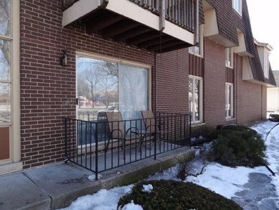 5721 W 103rd Street UNIT 102, Oak Lawn, IL 60453 - MLS#: 10279340