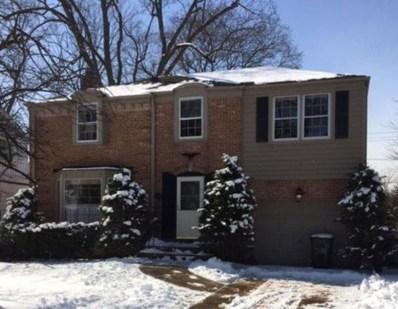 522 N Home Avenue, Park Ridge, IL 60068 - #: 10279360