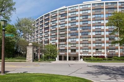 1630 Sheridan Road UNIT 8K, Wilmette, IL 60091 - #: 10279531