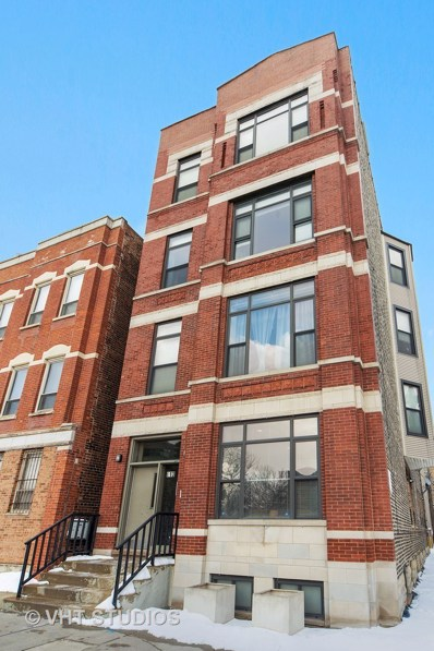 613 N Racine Avenue UNIT 1, Chicago, IL 60642 - MLS#: 10279930