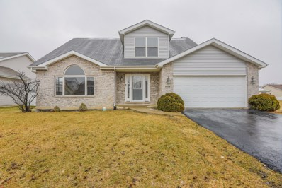 1409 Trailside Drive, Beecher, IL 60401 - MLS#: 10279989