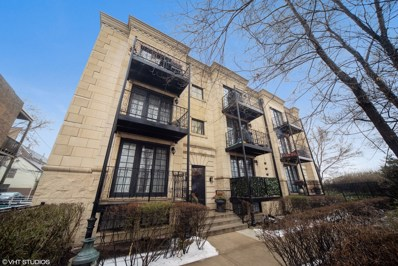 1422 N Noble Street UNIT 3S, Chicago, IL 60642 - #: 10280417