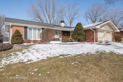 1300 Rosedale Lane, Hoffman Estates, IL 60169 - #: 10280520