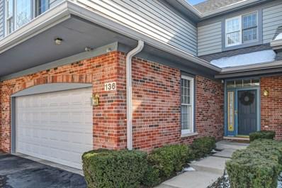 136 Northgate Place, Burr Ridge, IL 60527 - #: 10280557