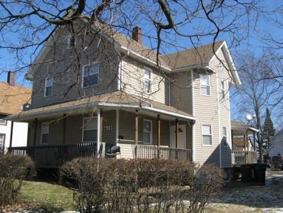 614 Vine Street, Joliet, IL 60435 - #: 10280583