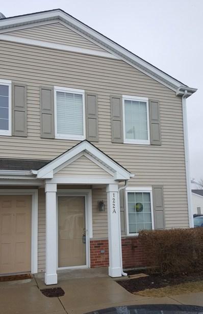 122 Bertram Drive UNIT A, Yorkville, IL 60560 - #: 10280752