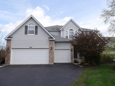 1842 Northwood Court, Wauconda, IL 60084 - #: 10280784
