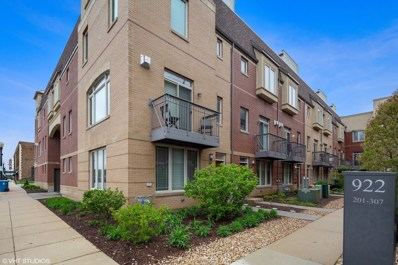 922 Warren Avenue UNIT 303, Downers Grove, IL 60515 - #: 10280998