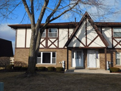 8475 162nd Place UNIT 1, Tinley Park, IL 60487 - #: 10281066