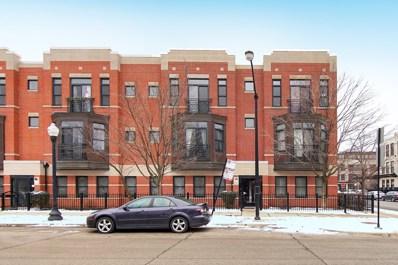 947 W 14th Place UNIT 3B, Chicago, IL 60608 - #: 10281146