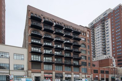 1503 S State Street UNIT 610, Chicago, IL 60605 - #: 10281265