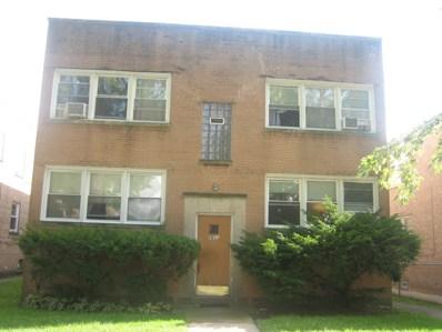 2823 W Balmoral Avenue UNIT 1W, Chicago, IL 60625 - MLS#: 10281632