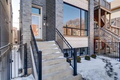 3051 W Lyndale Street UNIT 2, Chicago, IL 60647 - #: 10281857