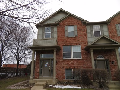 119 Blackhawk Court UNIT 5, Wood Dale, IL 60191 - #: 10282041