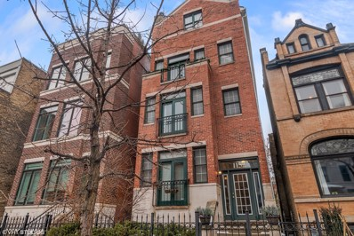 1152 W Wrightwood Avenue UNIT 1, Chicago, IL 60614 - #: 10282095