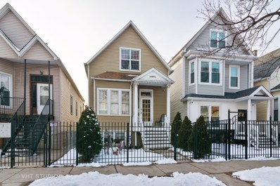1744 N Sawyer Avenue, Chicago, IL 60647 - #: 10290294