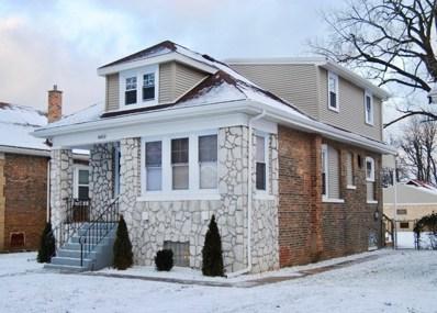 8453 S Vernon Avenue, Chicago, IL 60619 - #: 10290301