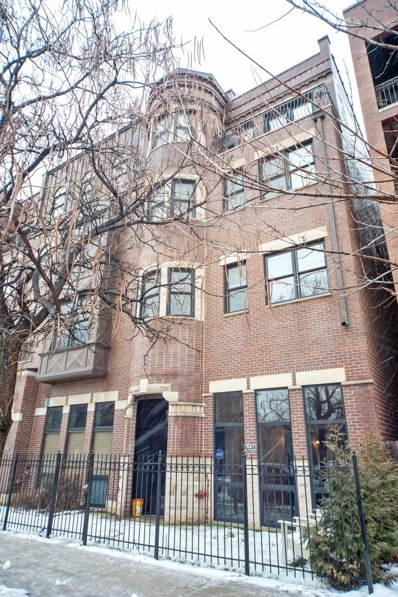 521 N Racine Avenue UNIT 1, Chicago, IL 60622 - #: 10290410