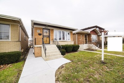 6631 W 63rd Place, Chicago, IL 60638 - MLS#: 10290591
