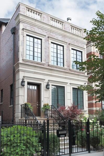 1341 W Melrose Street, Chicago, IL 60657 - #: 10290725