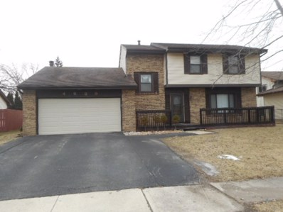 4639 Farmington Avenue, Richton Park, IL 60471 - #: 10290842