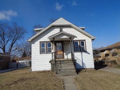 1336 Freeland Avenue, Calumet City, IL 60409 - #: 10290972