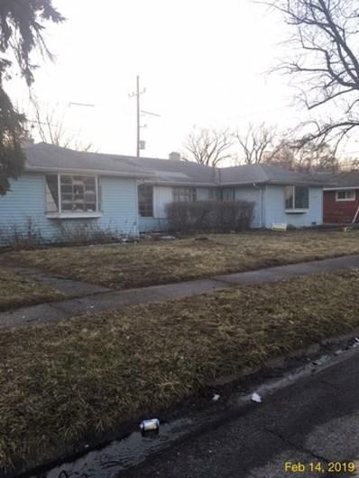 14046 S Grace Avenue, Robbins, IL 60472 - MLS#: 10291050