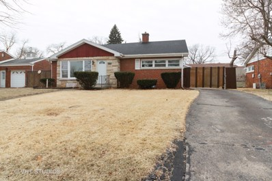 828 Campbell Avenue, Chicago Heights, IL 60411 - #: 10291147