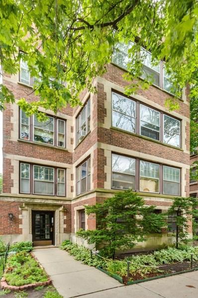 1357 E Hyde Park Boulevard UNIT 3, Chicago, IL 60615 - #: 10291155