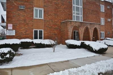 9721 S Cicero Avenue UNIT 3F, Oak Lawn, IL 60453 - #: 10291191