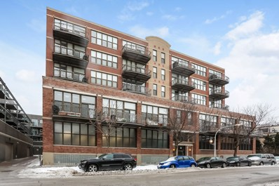 15 S Throop Street UNIT 408, Chicago, IL 60607 - #: 10291295