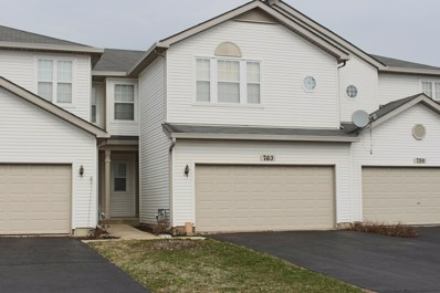 763 Panorama Court, Aurora, IL 60502 - #: 10291342