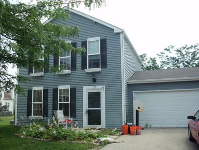 1750 Wildflower Lane, Aurora, IL 60504 - #: 10291352