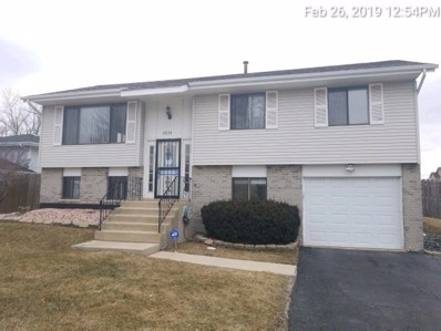4230 186th Place, Country Club Hills, IL 60478 - #: 10291477