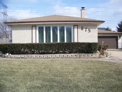 875 Love Street, Elk Grove Village, IL 60007 - #: 10291550