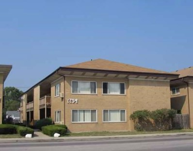 1754 E Oakton Street UNIT 201, Des Plaines, IL 60018 - #: 10291588