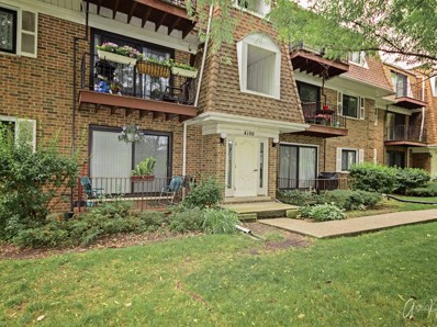4100 Cove Lane UNIT 1A, Glenview, IL 60025 - #: 10291719
