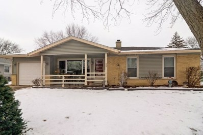 825 Delphia Avenue, Elk Grove Village, IL 60007 - MLS#: 10291738