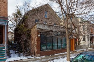 1364 N Wolcott Avenue, Chicago, IL 60622 - #: 10291964