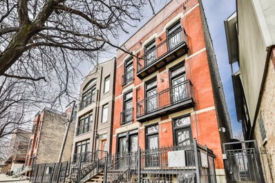 1222 W Hubbard Street UNIT 2R, Chicago, IL 60642 - MLS#: 10292028