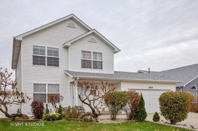 2608 Sierra Avenue, Plainfield, IL 60586 - MLS#: 10292139