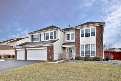 1491 Misty Lane, Bolingbrook, IL 60490 - #: 10292247