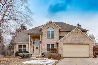 615 Meadow Court, Elk Grove Village, IL 60007 - #: 10292927