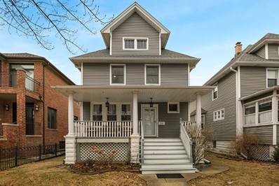 3704 N Keeler Avenue, Chicago, IL 60641 - #: 10293068